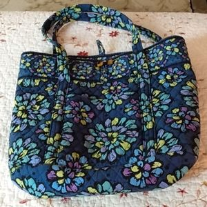 Vera bradley tote and wallet